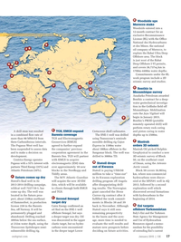 Offshore Engineer Magazine, page 15,  Jan 2015
