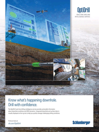 Offshore Engineer Magazine, page 2nd Cover,  Jan 2015