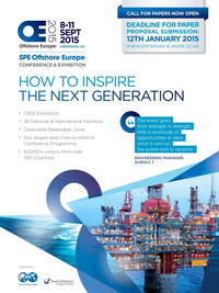 Offshore Engineer Magazine, page 20,  Jan 2015