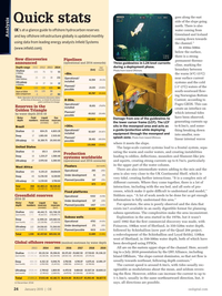 Offshore Engineer Magazine, page 22,  Jan 2015