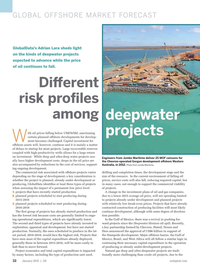Offshore Engineer Magazine, page 30,  Jan 2015