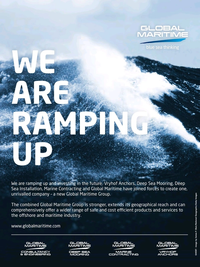 Offshore Engineer Magazine, page 2,  Jan 2015