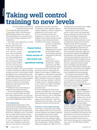Offshore Engineer Magazine, page 42,  Jan 2015