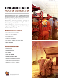 Offshore Engineer Magazine, page 43,  Jan 2015