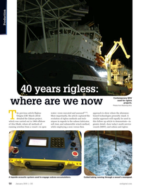 Offshore Engineer Magazine, page 56,  Jan 2015