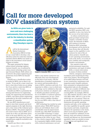 Offshore Engineer Magazine, page 60,  Jan 2015