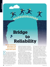 Offshore Engineer Magazine, page 64,  Jan 2015