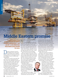 Offshore Engineer Magazine, page 66,  Jan 2015