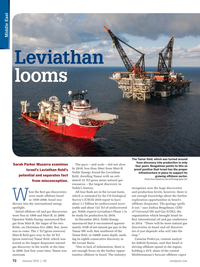 Offshore Engineer Magazine, page 70,  Jan 2015