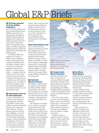 Offshore Engineer Magazine, page 10,  Mar 2015