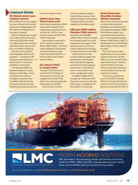 Offshore Engineer Magazine, page 13,  Mar 2015