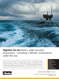 Offshore Engineer Magazine, page 15,  Mar 2015