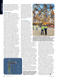 Offshore Engineer Magazine, page 16,  Mar 2015