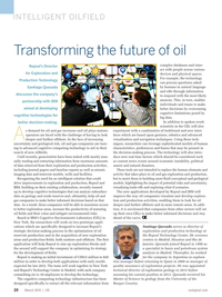 Offshore Engineer Magazine, page 26,  Mar 2015