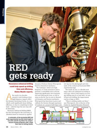 Offshore Engineer Magazine, page 32,  Mar 2015