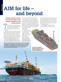 Offshore Engineer Magazine, page 42,  Mar 2015