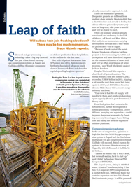 Offshore Engineer Magazine, page 46,  Mar 2015