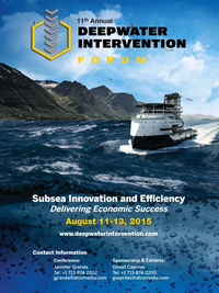 Offshore Engineer Magazine, page 47,  Mar 2015