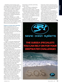 Offshore Engineer Magazine, page 49,  Mar 2015