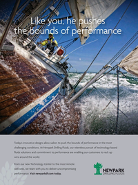 Offshore Engineer Magazine, page 4th Cover,  Mar 2015