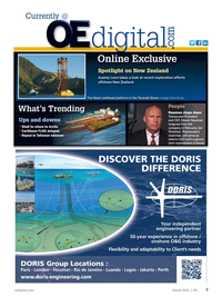 Offshore Engineer Magazine, page 5,  Mar 2015