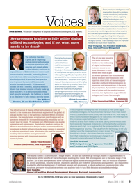 Offshore Engineer Magazine, page 7,  Mar 2015