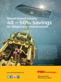 Offshore Engineer Magazine, page 2nd Cover,  Jan 2016