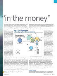 Offshore Engineer Magazine, page 23,  Jan 2016