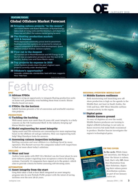 Offshore Engineer Magazine, page 1,  Jan 2016