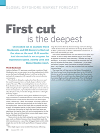 Offshore Engineer Magazine, page 30,  Jan 2016