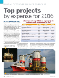 Offshore Engineer Magazine, page 32,  Jan 2016