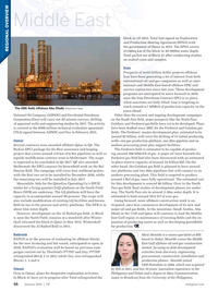 Offshore Engineer Magazine, page 54,  Jan 2016