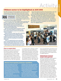 Offshore Engineer Magazine, page 59,  Jan 2016