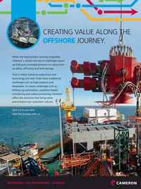 Offshore Engineer Magazine, page 7,  Jan 2016