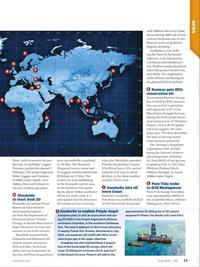 Offshore Engineer Magazine, page 11,  Jun 2016