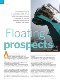 Offshore Engineer Magazine, page 22,  Jun 2016