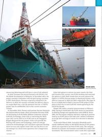 Offshore Engineer Magazine, page 23,  Jun 2016