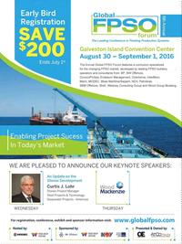 Offshore Engineer Magazine, page 27,  Jun 2016