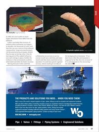 Offshore Engineer Magazine, page 35,  Jun 2016