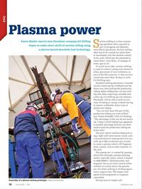 Offshore Engineer Magazine, page 36,  Jun 2016