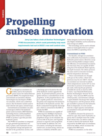 Offshore Engineer Magazine, page 40,  Jun 2016