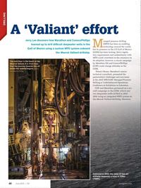 Offshore Engineer Magazine, page 46,  Jun 2016