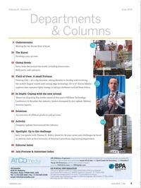 Offshore Engineer Magazine, page 3,  Jun 2016