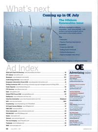 Offshore Engineer Magazine, page 64,  Jun 2016