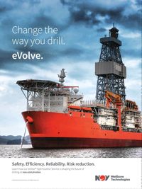 Offshore Engineer Magazine, page 4th Cover,  Jun 2016