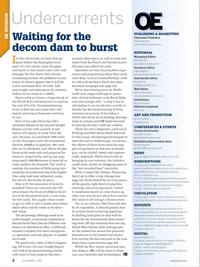 Offshore Engineer Magazine, page 6,  Jun 2016