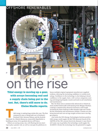 Offshore Engineer Magazine, page 20,  Jul 2016