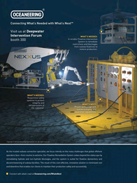 Offshore Engineer Magazine, page 2,  Jul 2016