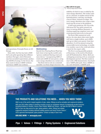 Offshore Engineer Magazine, page 38,  Jul 2016