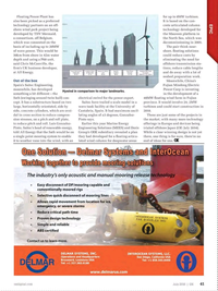 Offshore Engineer Magazine, page 39,  Jul 2016